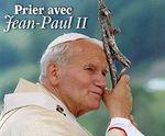 Prières de saint Jean-Paul II
