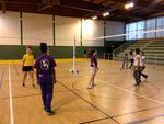 Volley minime mercredi 27 mars
