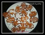 Ange gingerbread