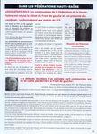 Législatives 2012. Haute Saône. Des candidats communistes.