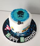 Gâteau Breaking Bad