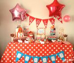 Sweet Table Circus Party