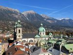 INNSBRUCK... LA CATHEDRALE ST JACQUES.