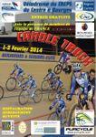 Candle Track de Bourges 1 et 2 Février Au Vélodrome de Bourges