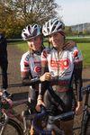 Dames : Troisième et et Dernière Manche du Challenge National de cyclo-cross à Flamanville, Dimanche 29 Décembre 2013