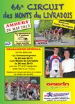 Les Engagés des 66ème Circuit des Monts du Livradois , Le Dimanche 26 Mai 2013
