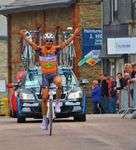 NEWS COLOR CODE-BIOWANZE : Antoine Warnier vise le Tour des Carpates