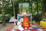 "Thailand TV report ""TGN"" to Wat Thai Dhammaram"