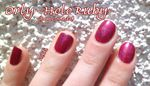 Orly -Holo Ruby-