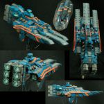 Commande Firestorm Armada 2eme vague