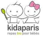 Des mamans créatrices...part#5 - Des repas de saison bio pour bébés c'est Kidaparis