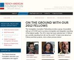 French American Foundation: 2013 Immigration Journalism Fellowship