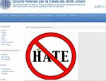 Racist hate speech in crescita in Italia