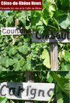 Visitons la vigne pédagogique et ampélographique de Cairanne...