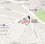Jugement de l'agresseur des roms de République rendu le 12 mai 2014