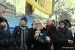 DAL Place de la République : la lutte continue pour le droit au toit