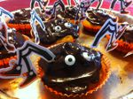 Cupcakes d'Halloween (concours inside)
