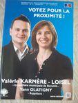 Le tract bidon de la candidate Valérie Loisel (UMP) #circo7605