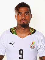 Kevin-Prince Boateng Ghana WC 2014