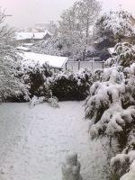 neige a paris