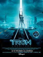 affiche-Tron-legacy remake de celle de Tron de 1982