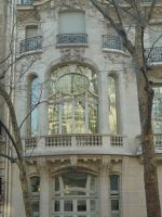 FR12 - 75 PARIS Art Nouveau 6 et 23 avenue de Messine 12