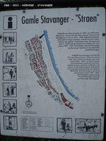 Gamle Stavanger-plan