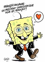 HOLLANDE DESSIN