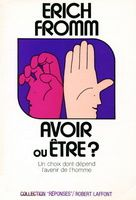 FrommErich AvoirOuEtre 1978 1