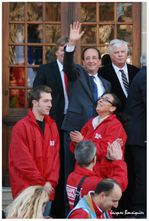 Francois Hollande Creil 6 avril 2012 - 8