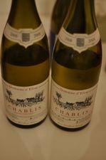 Domaine d'Elise - Chablis et Galilée 2008