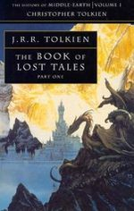 Tolkien - Book of lost tales