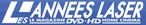 les Années laser logo