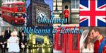 Logo Challenge Welcome to London (terminé)