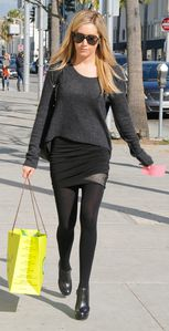 Ashley Tisdale out in Beverly Hills 8