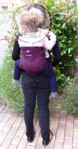 stokke my carrier dos