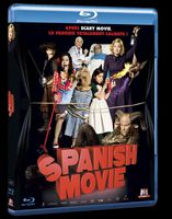 Spanish Movie bluray 3d