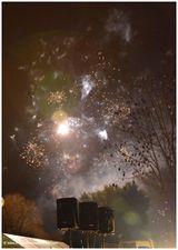 Feu d artifice Creil Coupe de Noel 2013 a