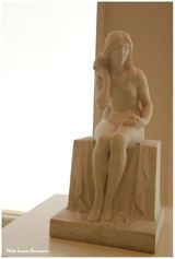 Barcelone Musee national Art de Catalogne sculpture 03