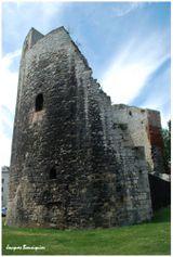 Compiegne Tour Jeanne Arc