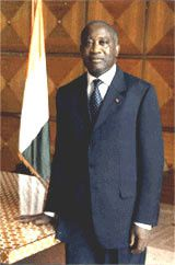 Laurent GBAGBO-2