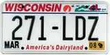 wisconsin-license