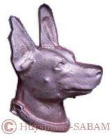 sculpture-pinscher-bronze