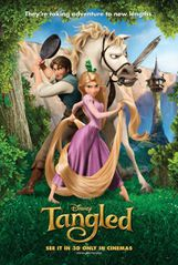 Tangled-Movie US Poster