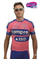 Lampre ISD 2012 jersey