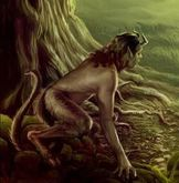 satyr - by Stephen Somers