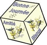 bonne jour cube