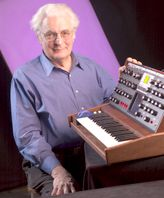 [photo de Robert Moog]