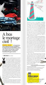 A BAS MARIAGE CIVIL COURRIER INTERNATIONAL
