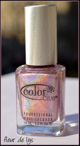 Vernis holographique COLOR CLUB 2